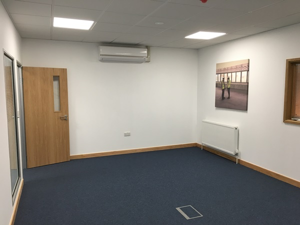 Office painters in hertfordshire