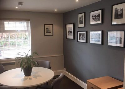 Office decorators in Buntingford
