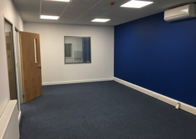 Office Decorating services in Hertfordshire