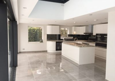 Residential decorating for kitchens