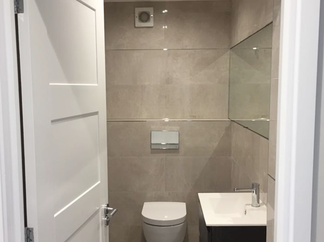 Decorating services for bathrooms
