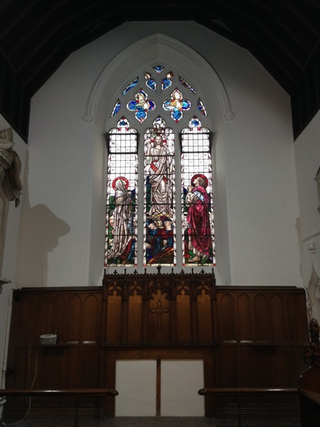 Decorating services for churches in Hertfordshire