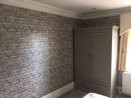 Decorating services in Hertfordshire